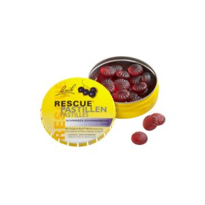 RESCUE® Remedy – 50g pastilky – černý rybíz